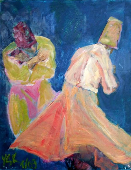 Sufi Swing 2 40X60 oil